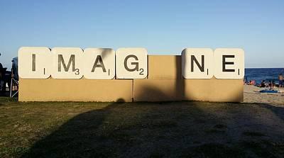 Photograph - Imag Ne by Rob Hans