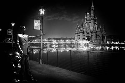 Disney Photograph - Imagine If by Ryan Crane