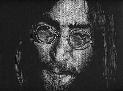 Imagine - John Lennon Art Print