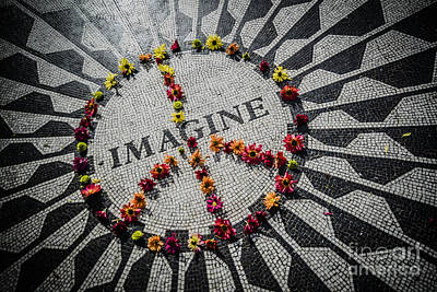 Photograph - Imagine Peace by Stacey Granger