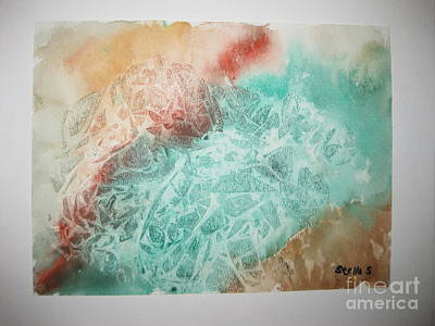 Painting - Imagine by Stella Sherman