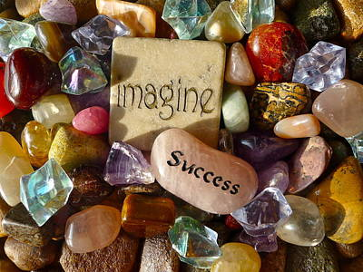 Photograph - Imagine Success by Denise Mazzocco
