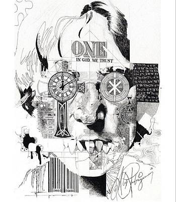Imagineer Art Print by Alex Rodriguez