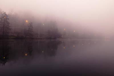 Photograph - Imbersago by Alfio Finocchiaro