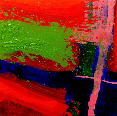 Contemporary Abstract Painting - Imma   IIi by John  Nolan