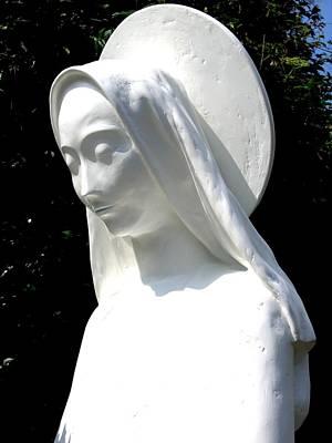 Sculpture - Immaculata 2008 by Karl Leonhardtsberger