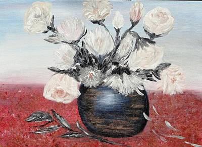 Immaculates Print by Corina Blejan Lupascu