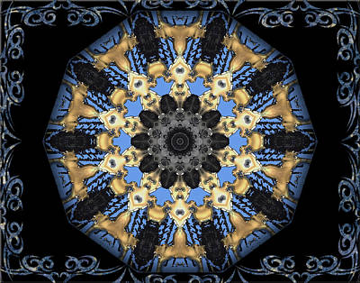 Digital Art - Immenso by Michael Damiani