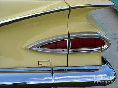 Photograph - Impala Lens by Mark Spearman