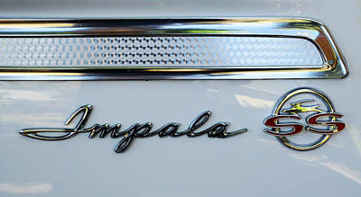 Photograph - Impala Ss by Morris  McClung