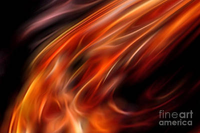 Digital Art - Impassioned by Margie Chapman