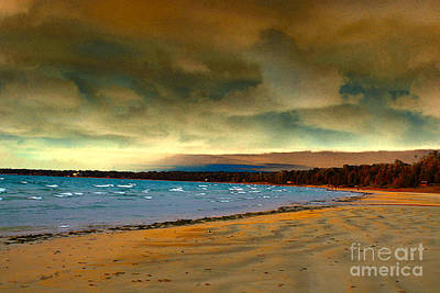Photograph - Impending Storms by Nina Silver
