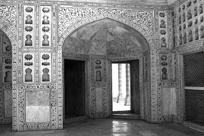 Photograph - Imperial Enclosure Red Fort - New Delhi - India by Aidan Moran