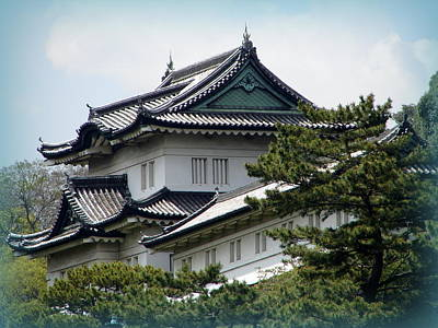 Photograph - Imperial Palace Grounds by John Potts