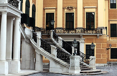 Photograph - Imperial Stairs by John Rizzuto