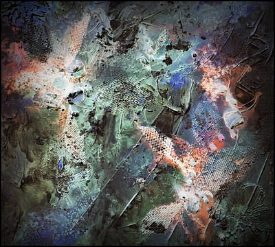 Digital Art - Implosion by Joanne Smoley