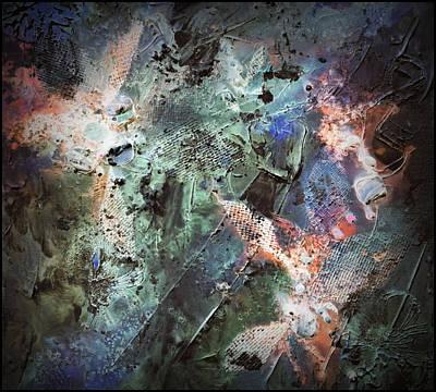 Digital Art - Implosion by Joanne Smoley