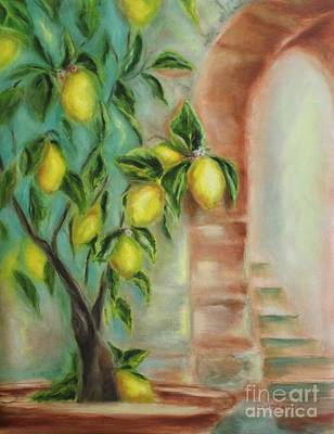 Painting - Impossible To Eat by Kathy Lynn Goldbach