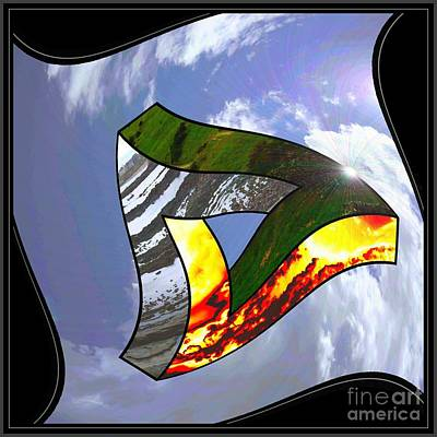 Photograph - Impossible Twist by Malcolm Suttle