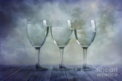 Glass Art Photograph - Impossible by Veikko Suikkanen