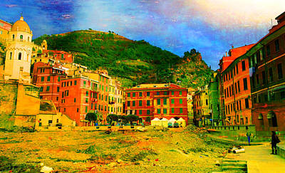 Digital Art - Impressionistic Photo Paint Gs 005 by Catf