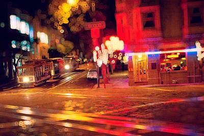 Photograph - Urban Impressions 1 by Ryan Weddle