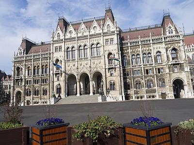 Photograph - Impressive Budapest by Brenda Kean