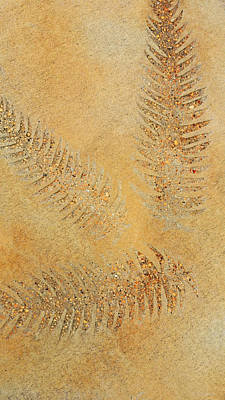 Joy Mixed Media - Imprints - Abstract Art By Sharon Cummings by Sharon Cummings