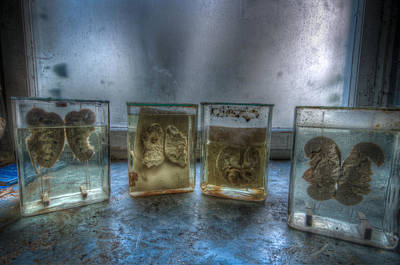 Digital Art - In A Jar by Nathan Wright