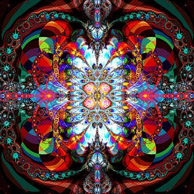 Digital Art - In A Nutshell by Kiki Art