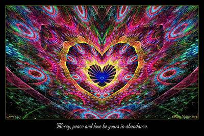 Digital Art - In Abundance by Missy Gainer