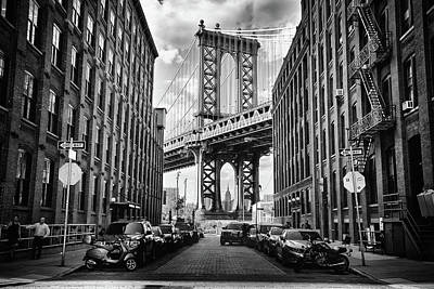 Brooklyn Photograph - In America by Lidia Vanhamme