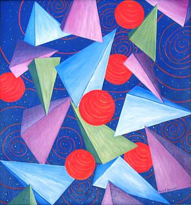 In Balance Art Print