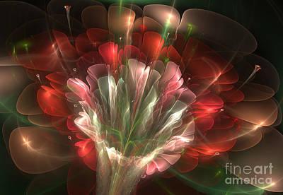 In Bloom Art Print by Svetlana Nikolova