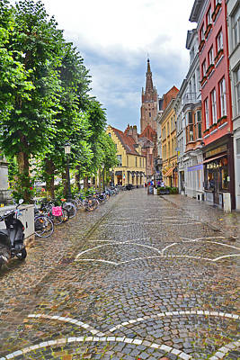 In Bruges. Original by Andy Za