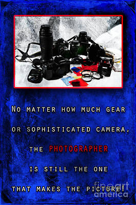 Photograph - In Case Of Doubt by Randi Grace Nilsberg