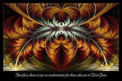 Digital Art - In Christ by Missy Gainer