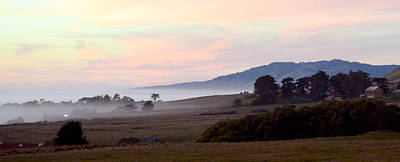 Photograph - In Comes The Mist II by Brent Dolliver
