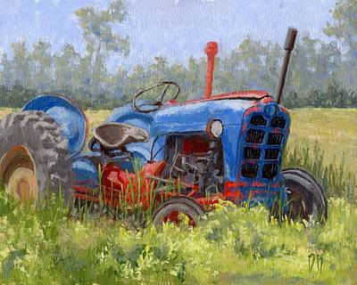 Painting - In Da Weeds by David King