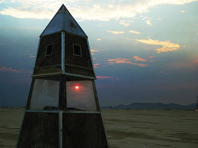Brc Sculpture - In Dawn We Trust by Chad Rice