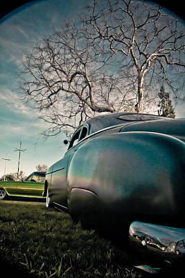 Kustom Photograph - In Dreams by Merrick Imagery