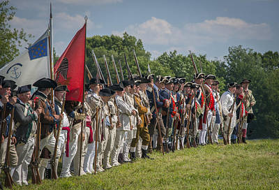 Manalapan Photograph - In Formation by Bruce Neumann