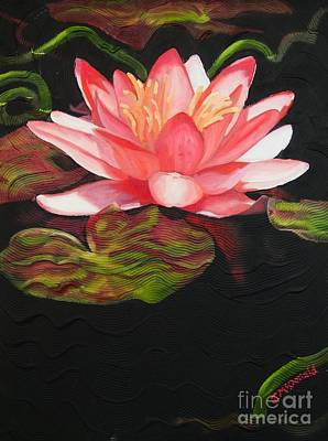 Painting - In Full Bloom by Janet McDonald