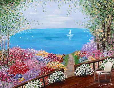 Painting - In June by Kume Bryant
