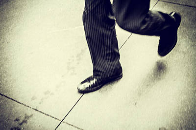 Photograph - In Line With The Suit by Karol Livote