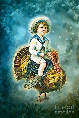 In Memorium  Kevin From Heaven  Art Print