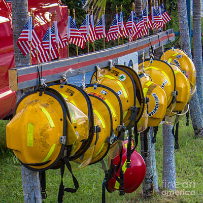 Photograph - In Memory Of 19 Brave Firefighters  by Rene Triay Photography