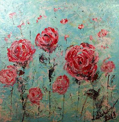 Painting - In My Dreams by Laura  Grisham