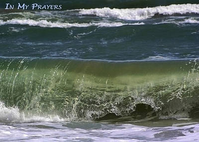 Photograph - In My Prayers by Dawn Currie