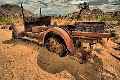 Photograph - In Need Of Repairs by Adam Jewell
